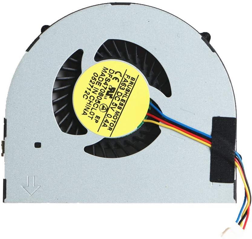 MAXROB Replacement CPU Fan for Lenovo V370 V370A V370G Fan