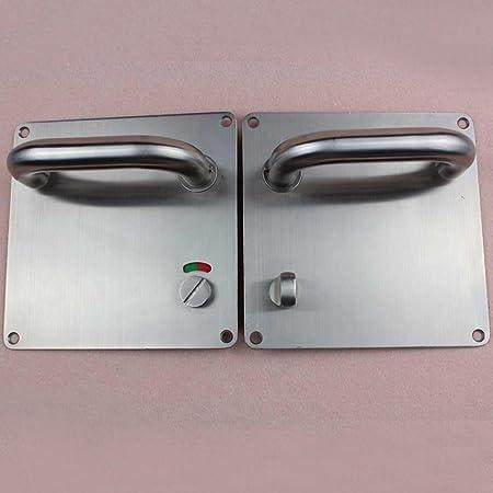 Incredible Daeou Stainless Steel Elbow Panel Lock Public Bathroom Door Home Interior And Landscaping Ologienasavecom