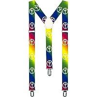 Rainbow Suspenders - Gay Pride Mardi Gras