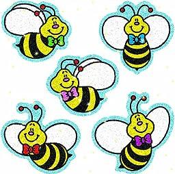 Carson Dellosa Bees Dazzle Stickers (2902)