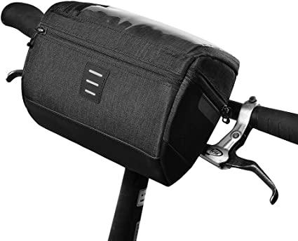 Waterproof Bicycle Bike Front Frame Bag Cycling Handlebar Pannier Storage Pouch