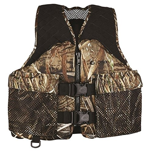 Onyx Mesh Shooting Sport Vest, Realtree Max5, Large