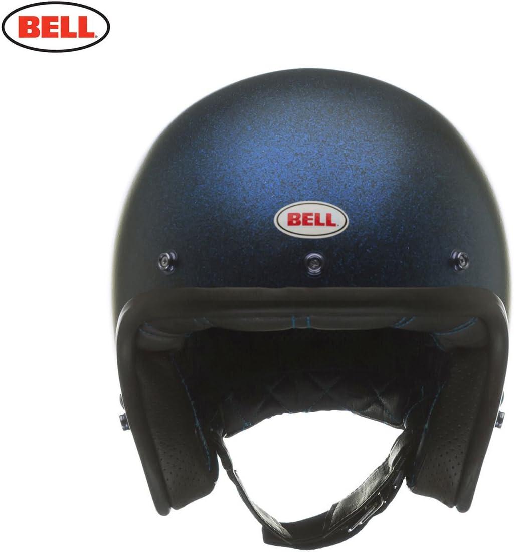 Bell Powersports Custom 500 Motorradhelm Mehrfarbig Chem Candy Mean Gr/ün XXL
