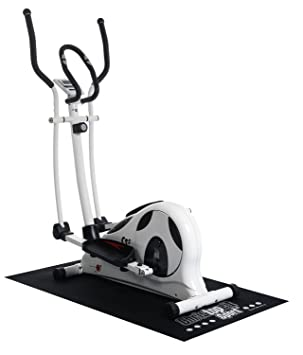 Christopeit Crosstrainer CS 5 Ausdauertraining Crosstrainer