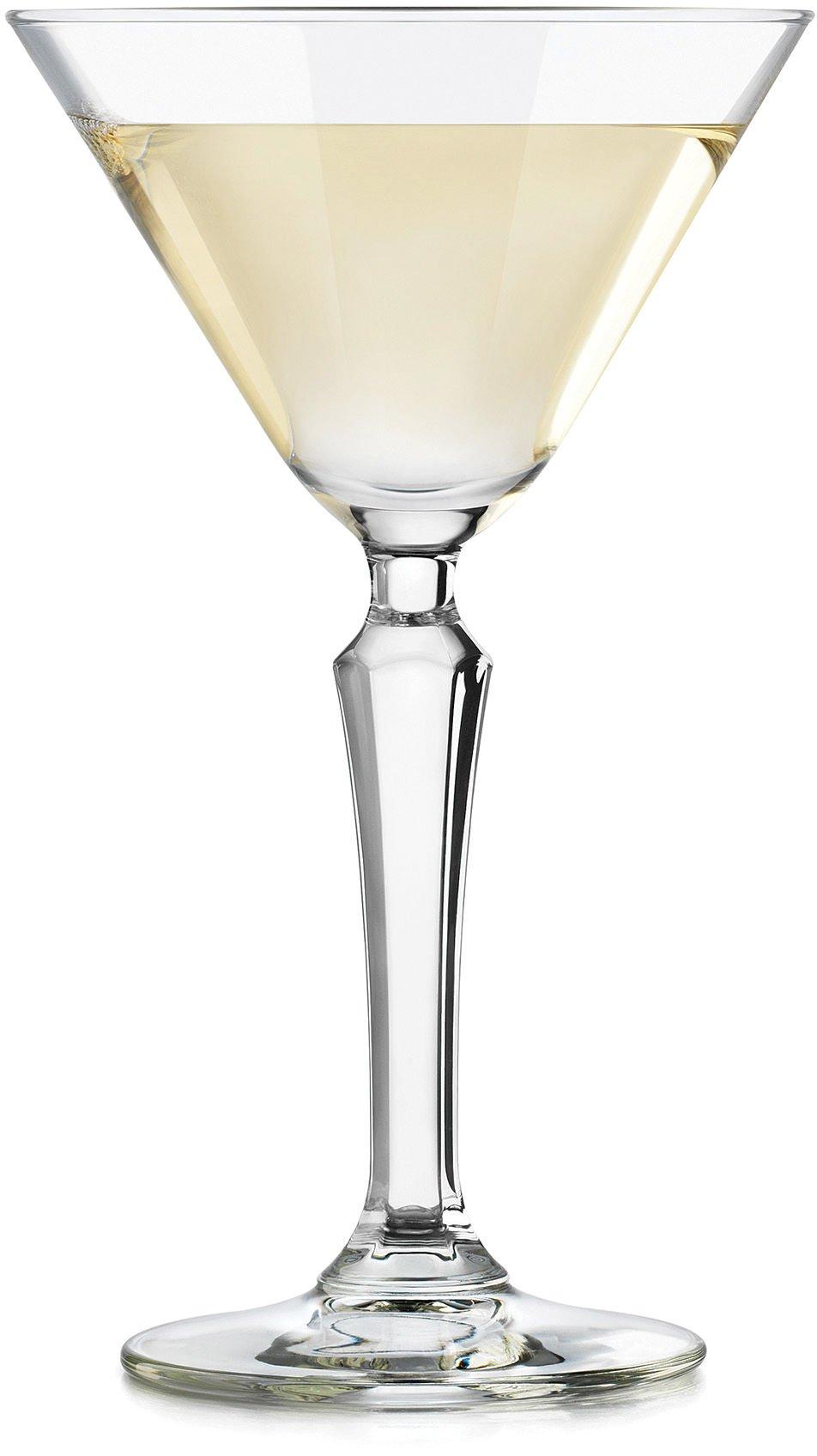 Capone 6.5 Oz. Martini Glass (Set of 4)