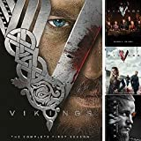 Vikings Season 1 - 4 Complete Series