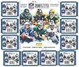 #10: 2018 Panini NFL Football Stickers Special Collectors Package with 60 Brand New MINT Stickers & HUGE 72 Page Color Collectors Album! Look for Stickers of all the Top NFL Superstars & Rookies! WOWZZER!