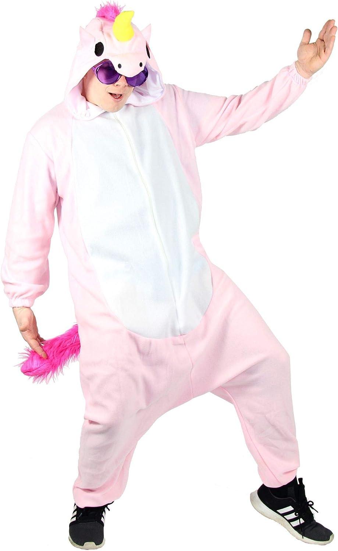 Pinkes Unicornio Disfraz Para Adultos L Tamaño XS, S, M, L XL ...