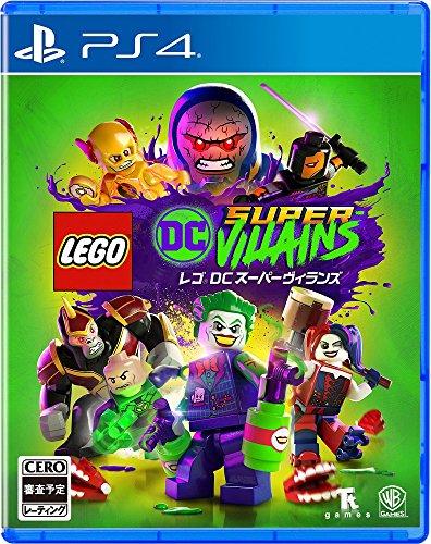 LEGO DCスーパーヴィランズ