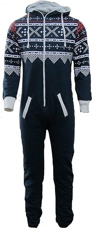 MyMixTrendz Pantalones de Vestir de Camuflaje Completo Unisex de Onesie para Hombre Mono de Camuflaje de Camuflaje Todo en uno con Capucha