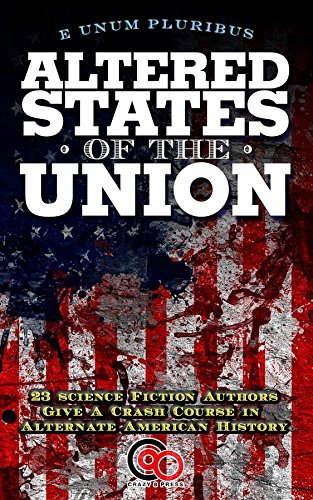 book cover of Altered States Of The Union
