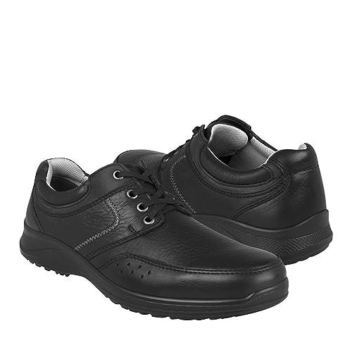 Flexi Zapato Negro Zapato para Hombre Negro Talla 31  Amazon.com.mx ... ad55c45f77fc