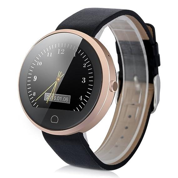 Haier G6 - Ajustable Smartwatch Reloj de Pulsera para Moviles Ios Android (1.22