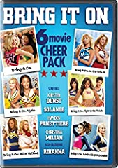 Bring It On: The Toro Cheerleading squad has spirit, spunk, sass and a killer routine that's sure to land them the national championship trophy for the sixth year in a row. But for newly elected team captain, Torrance (Kirsten Dunst), the Tor...