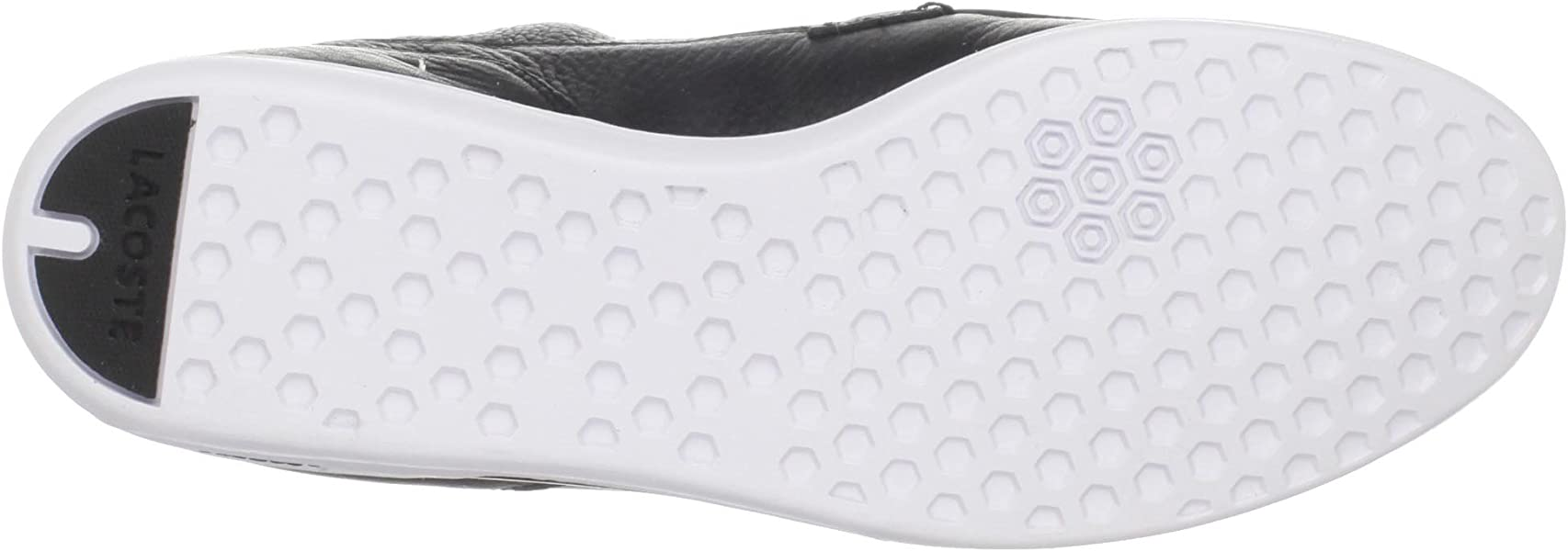 d04b4045b0eda Lacoste Dreyfus (Men) Fashion Sneaker Black Gold 7 M US. Back. Double-tap  to zoom
