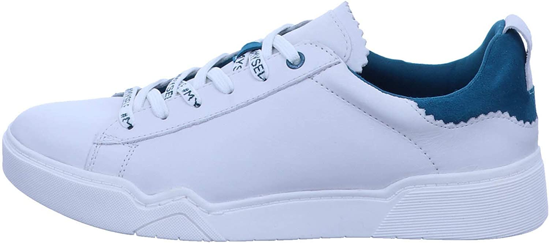 Tamaris 1-1-23704-34, Sneakers Basses Femme Turquoise