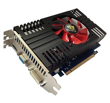 1 GB nVidia Geforce 8600 GT PCI-E tarjeta gráfica 1024 MB ...