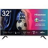 Hisense HD TV 2020 32AE5500F - Smart TV Resolución HD, Natural Color Enhancer, Dolby Audio, Vidaa U 2.5, HDMI, USB…