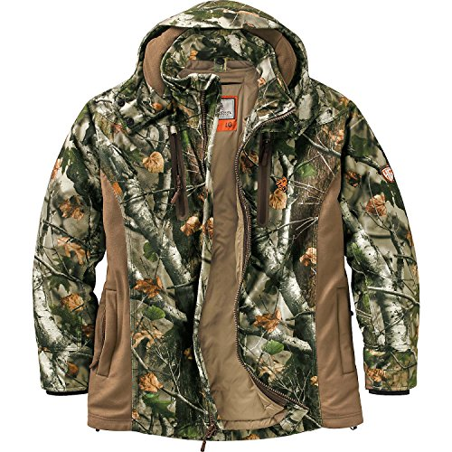- Legendary Whitetails Mens HuntGuard Reflextec Hunting Jacket Medium