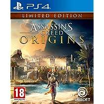 Sconti speciali su Assassins Creed Origins - Limited Edition - PlayStation 4 e molto altro