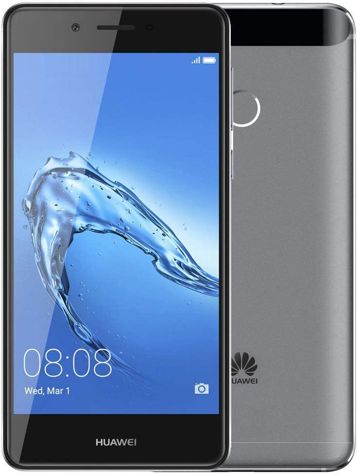 Tim Nova Smart Huawei Smartphone, Memoria Interna da 16 GB, Brand Tim, Grigio