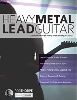 The Heavy Metal Guitar Bible: The Complete Guide to Modern Heavy ...
