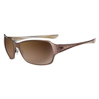 Amazon.com: Oakley Behave cepillado Bronce c.05 – 313 gafas ...