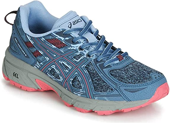 ASICS Chaussures Femme Gel-Venture 6: Amazon.es: Zapatos y complementos