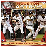 Houston Astros 2011 Calendar: 12x12 Team Wall Calendar