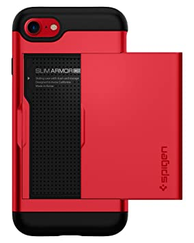 coque iphone 6 spigen rouge