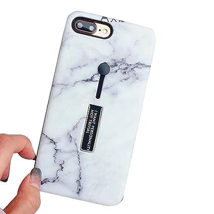 Amazon.com: iPhone 6s 6 XS MAX/XR 7 8 Plus Moda mármol de ...