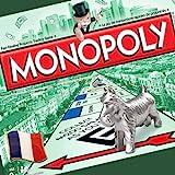 Hasbro-Monopoly - French Version Francais