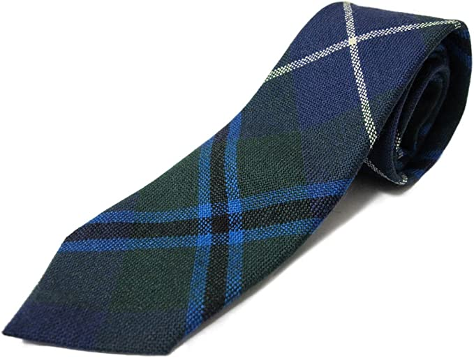 Corbata estilo tart�n para ni�os - 100% lana - Douglas: Amazon ...