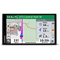 $139 » Garmin DriveSmart 65 & Traffic: GPS Navigator with a 6.95 inches Display, Hands-Free Calling,…