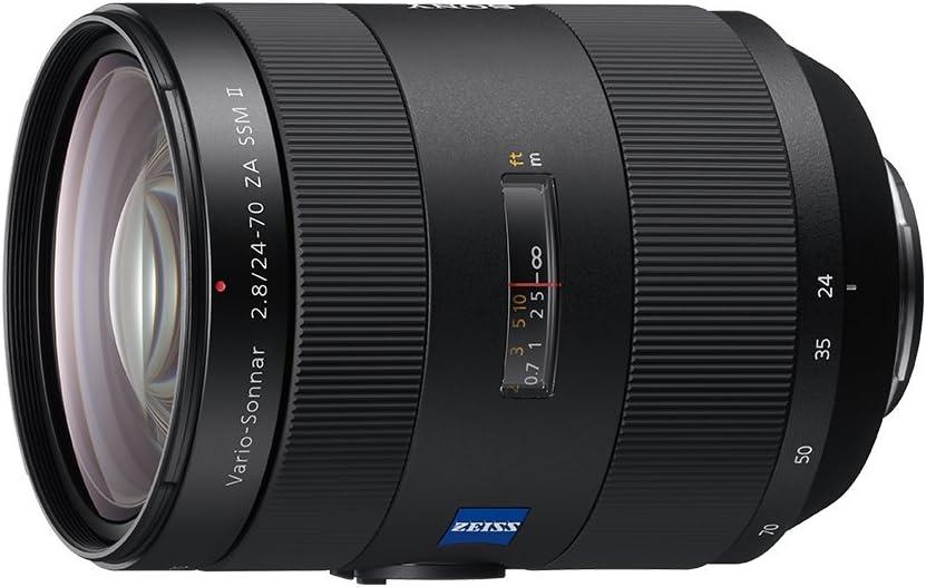 Sony Sal2470z2 Standard Zoom Objektiv Schwarz Kamera