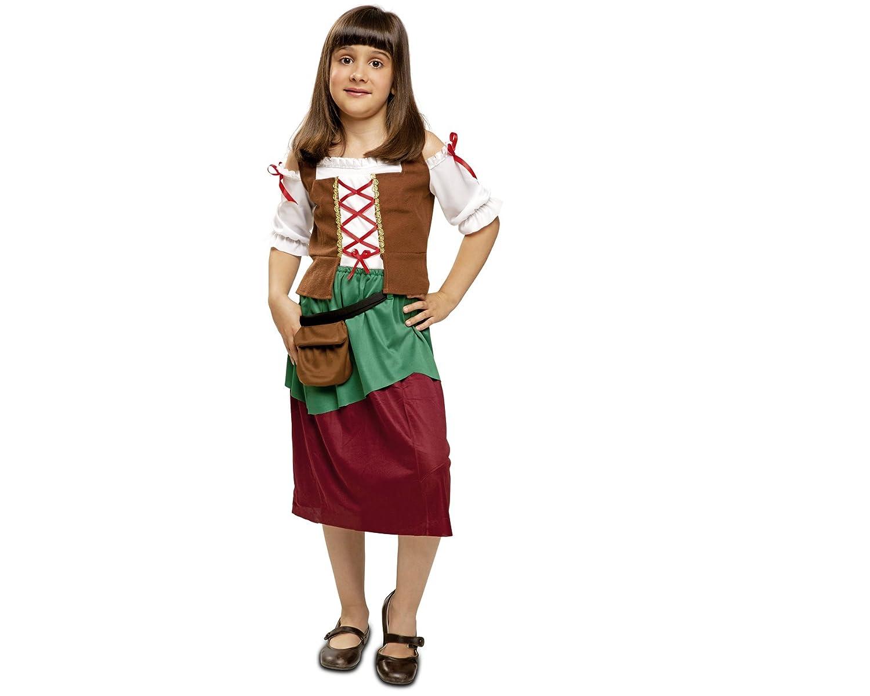 My Other Me Me - Disfraz de Campesina, talla 10-12 años (Viving ...