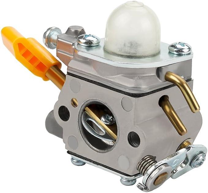 Dalom Carburetor w Tune Up Kit Air Filter for Ryobi 30cc String Trimmer RY30160 RY30220 RY30240 RY30260 RY30522 RY30542 RY30562 RY30120 RY30140 ...