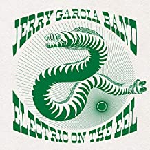 Jerry Garcia Band - 'Electric On The Eel' (box set)