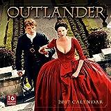 Outlander 2017 Calendar (Square Wall)