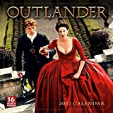 Outlander 2017 Wall Calendar