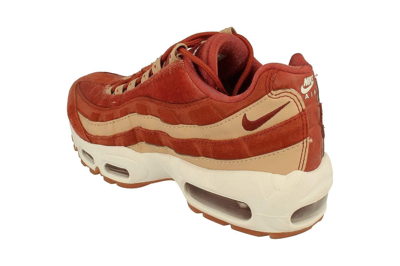 Nike Damen WMNS WMNS WMNS Air Max 95 Lx Laufschuhe Mehrfarbig Peach Dusty Pe 201, 40 EU 7f22b2