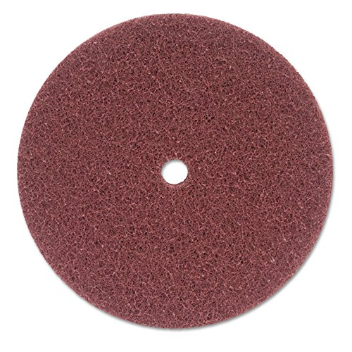 A/O HIGH STRENGTH BUFFING DISCS 6 by MERIT ABRASIVES 481- (Image #1)