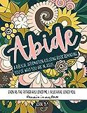 Abide A Biblical Affirmation Coloring Book
