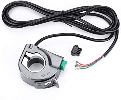 Horn Headlight Switch on 22.5mm Handlebar Replacement Part for Scooter E-bike