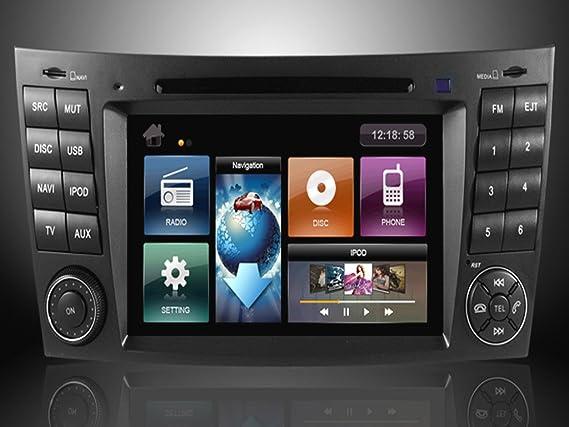 Command Multifunction Device And Für Mercedes Benz W211 Und C219 Auto