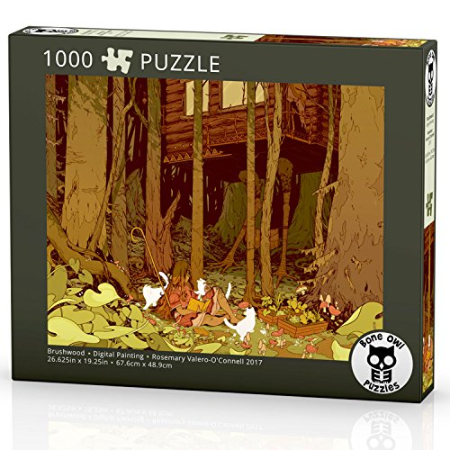 Review Brushwood – 1000 Piece
