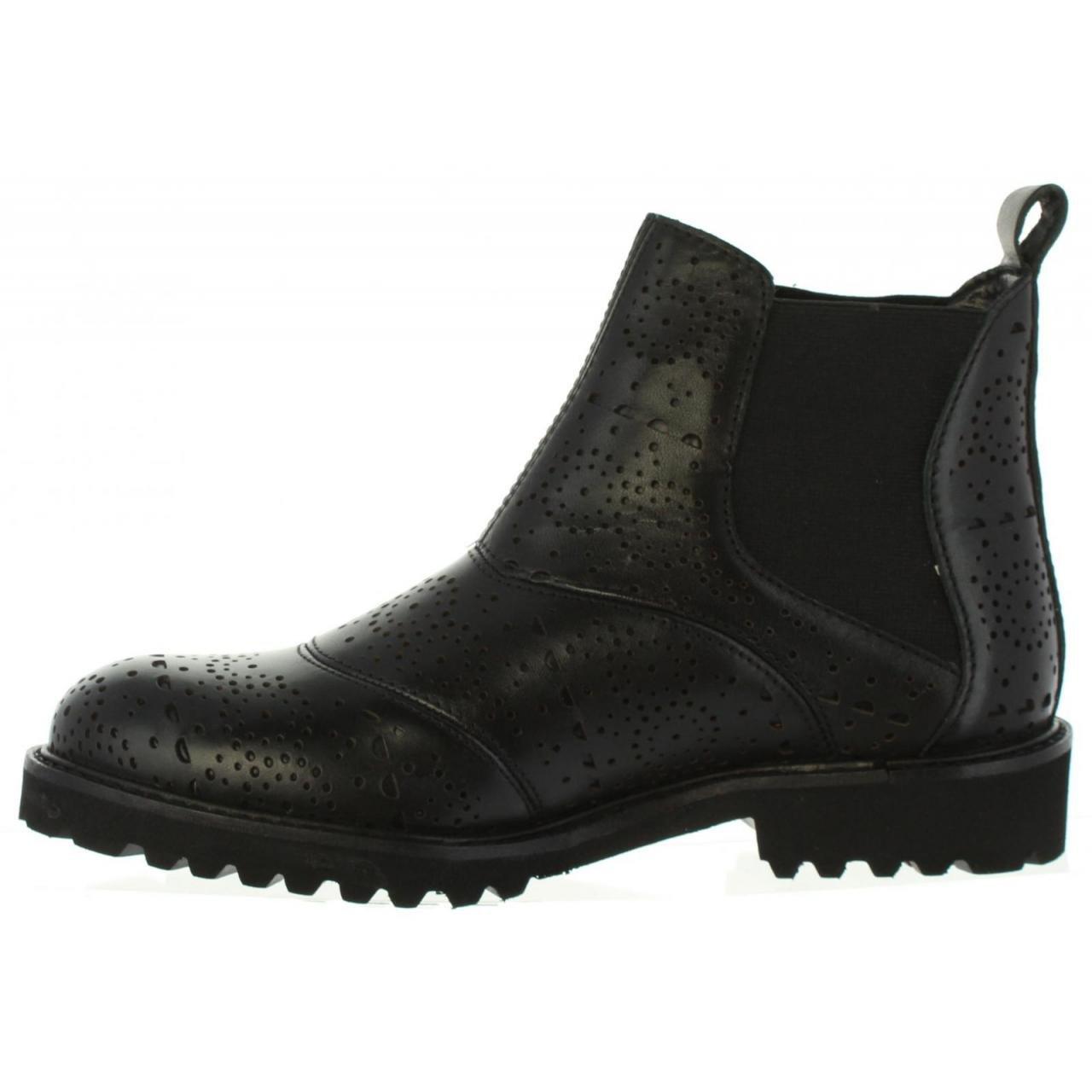 Kickers Kickers Kickers Stiefel für Damen 605860-50 Perce 8 schwarz 8ac370