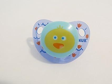 Amazon.com: 1 Reborn Baby Doll Chupete con diseño pato y ...