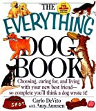 The Everything Dog Book, Carlo DeVito, 1580621449
