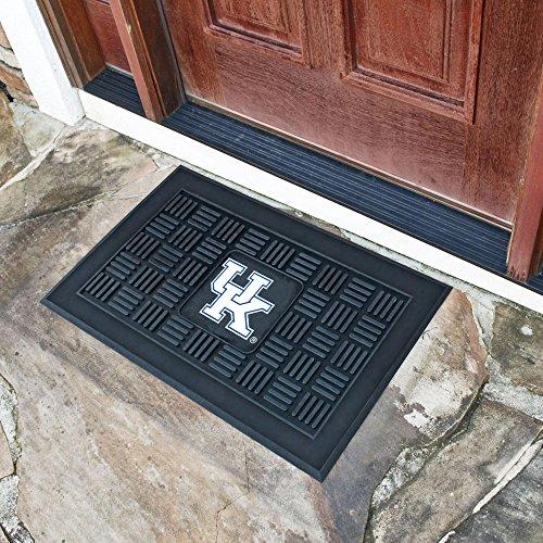 Kentucky Door Mat - Fanmats University of Kentucky Medallion Door Mat